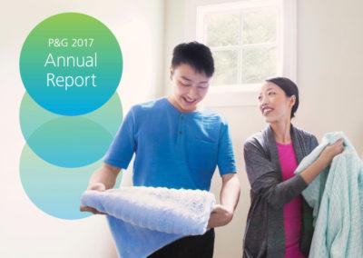 P&G 2017 Annual Report