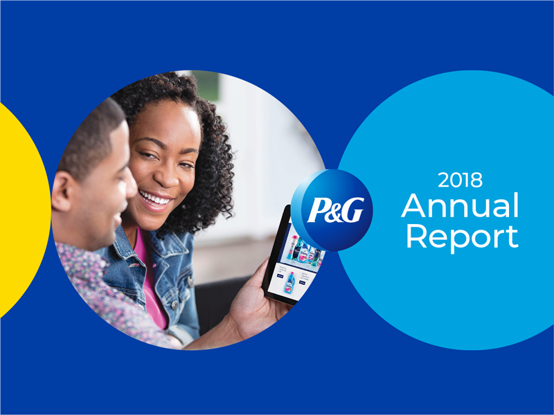 P&G 2018 Annual Report