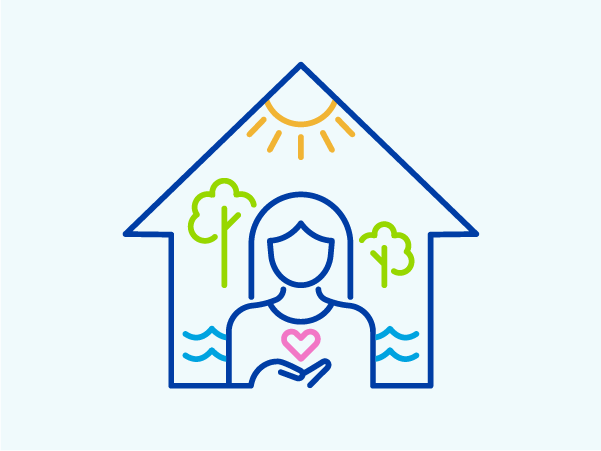 P&G Sustainability at Home